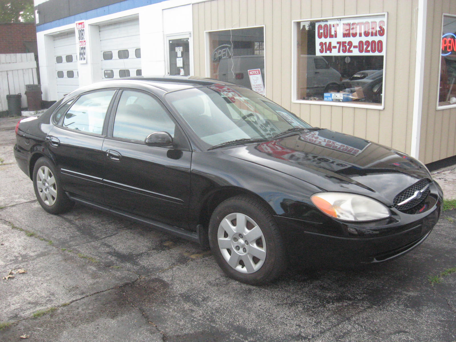 2000 ford taurus black Photo Gallery